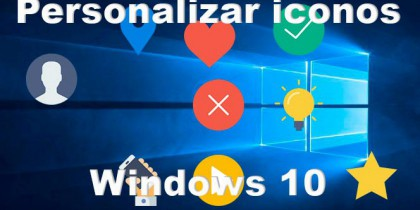 iconos, windows