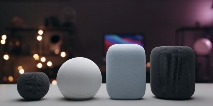 El nuevo altavoz inteligente de Apple HomePod Mini